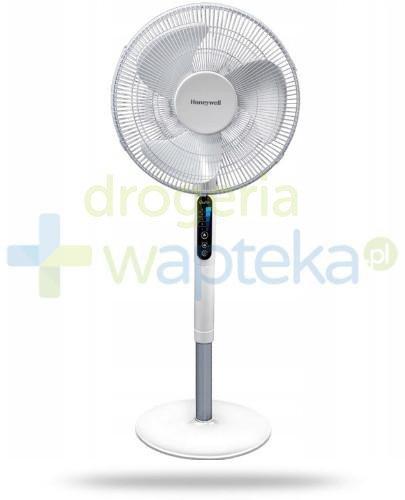 Honeywell QuietSet HYF600WE4 wentylator stojący biały 1 sztuka