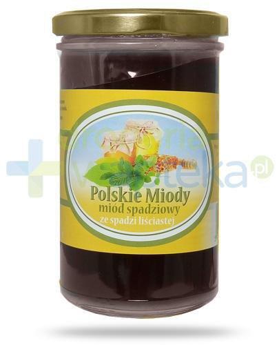 Corpo Polskie Miody miód spadziowy ze spadzi liściastej 350 g