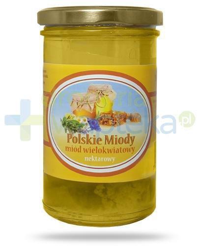 Corpo Polskie Miody miód wielokwiatowy nektarowy 350 g