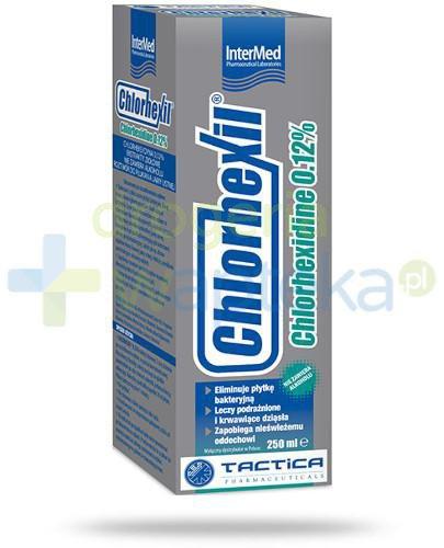 Chlorhexil płyn do płukania jamy ustnej 250 ml