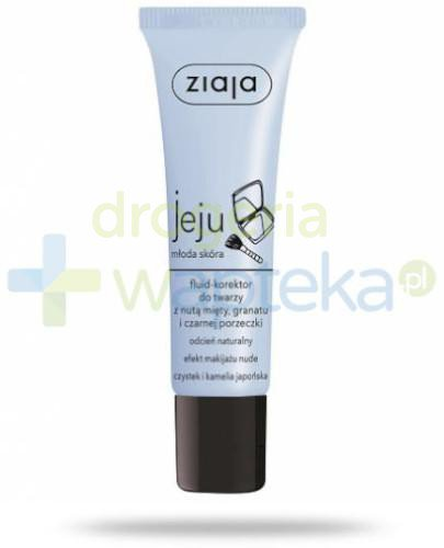 Ziaja Jeju fluid- korektor do twarzy 30 ml
