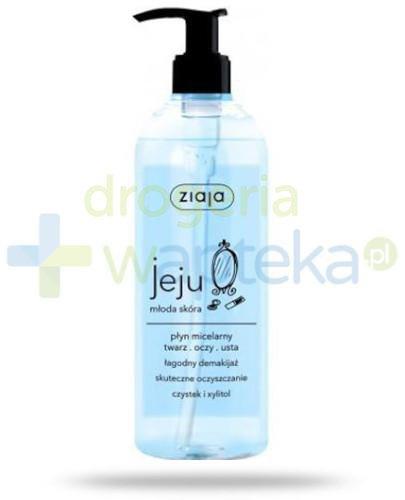 Ziaja Jeju płyn micelarny 390 ml