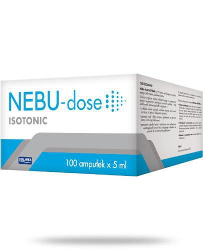 Nebu-dose Isotonic 100 ampułek