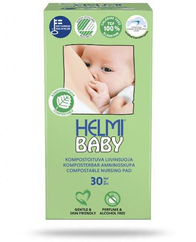 Helmi Baby wkładki laktacyjne 30 sztuk
