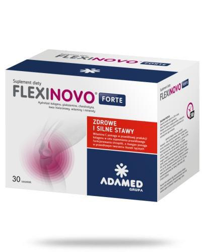 Flexinovo Forte 30 saszetek