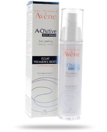 Avene A-Oxitive Krem peelingujący do każdego rodzaju skóry 30 ml