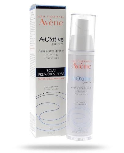Avene A-Oxitive Wygładzający krem wodny do skóry wrażliwej 30 ml