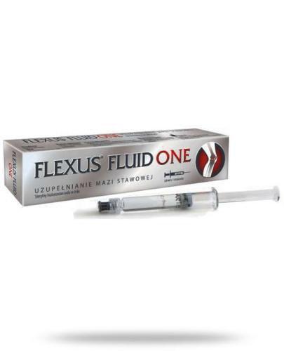 Flexus Fluid One sterylny roztwór hialuronianu sodu ampułkostrzykawka 3 ml