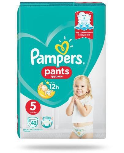 Pampers Pants 5 pieluchomajtki 12-17 kg 42 sztuki