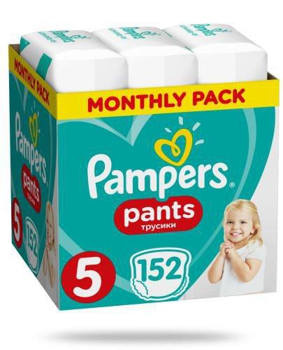 Pampers Pants 5 pieluchomajtki 12-17 kg 152 sztuki