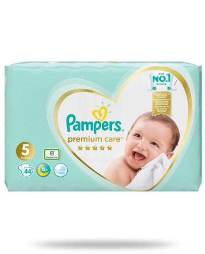 Pampers Premium Care 5 pieluchy 11-16 kg 44 sztuki  whited-out