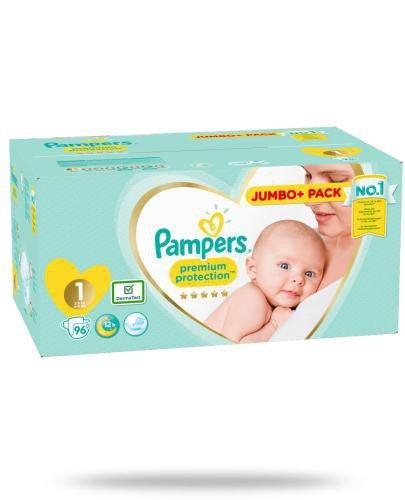 Pampers Premium Care 5 pieluchy 11-16 kg 136 sztuk