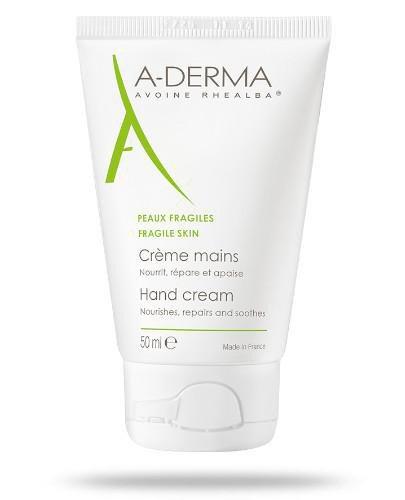 A-Derma regenerujący krem do rąk 50 ml