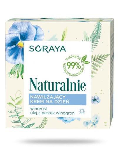 Soraya Naturalnie Nawilżający krem na dzień 50 ml