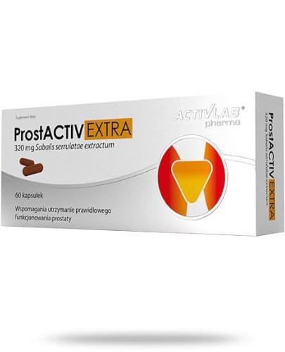 ProstACTIV EXTRA 60 kapsułek