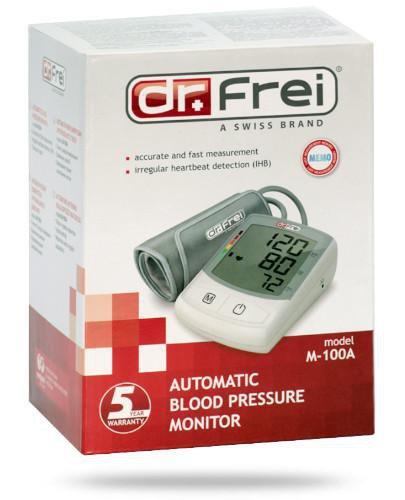 Dr Frei M-100A ciśnieniomierz automatyczny 1 sztuka