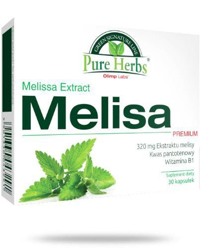 Olimp Melisa Premium 30 kapsułek