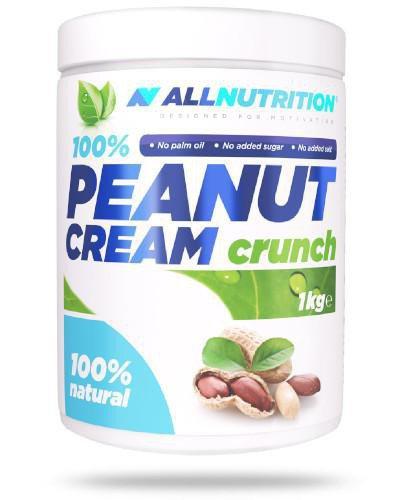 Allnutrition Peanut Cream Crunch masło orzechowe 1000 g