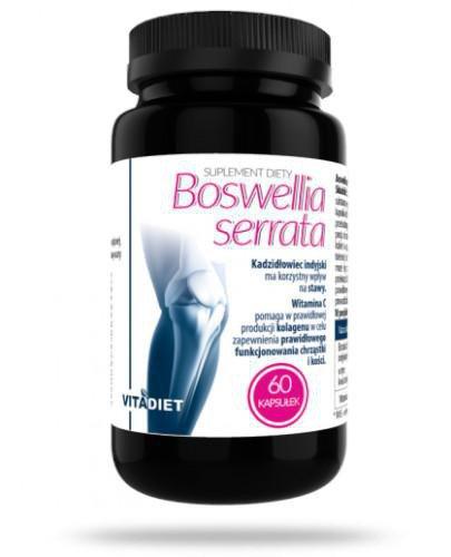 VitaDiet Boswellia serrata - 60 kapsułek