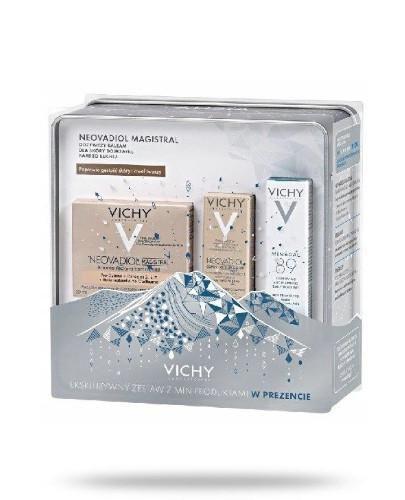 Vichy Neovadiol Magistral odżywczy balsam dla skóry dojrzałej, bardzo suchej 50 ml + mi...