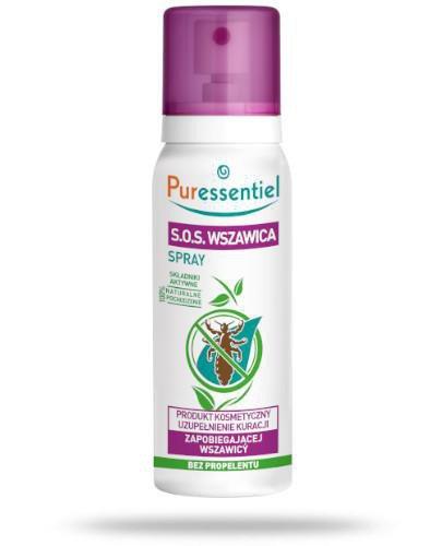 Puressentiel S.O.S. Wszawica spray 75 ml