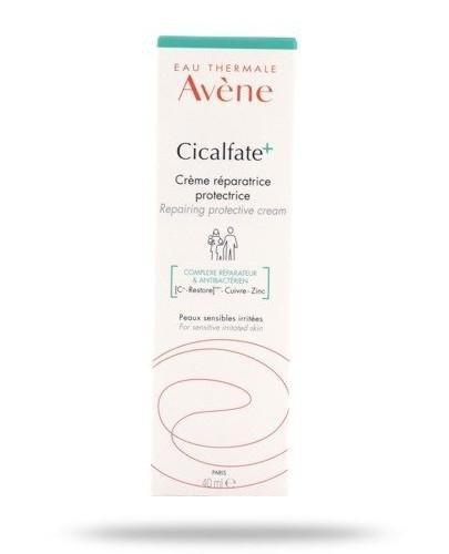 Avene Cicalfate+ regenerujący krem ochronny 40 ml