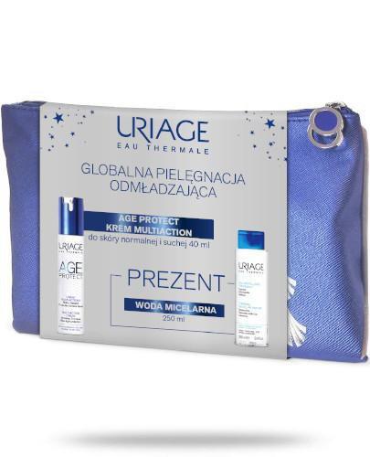Uriage Age Protect Krem Multiaction do skóry normalnej i suchej 40 ml + woda micelarn...