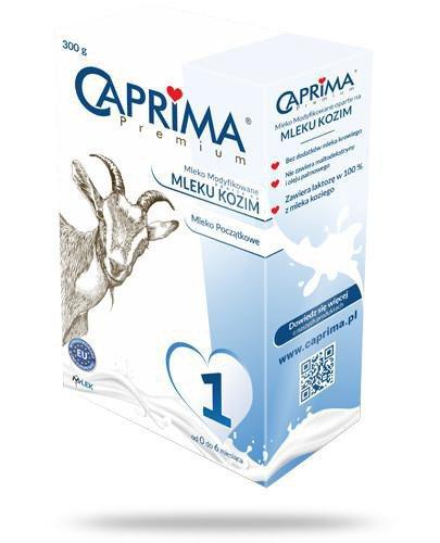 Caprima Premium 1 mleko modyfikowane oparte na mleku kozim 300 g