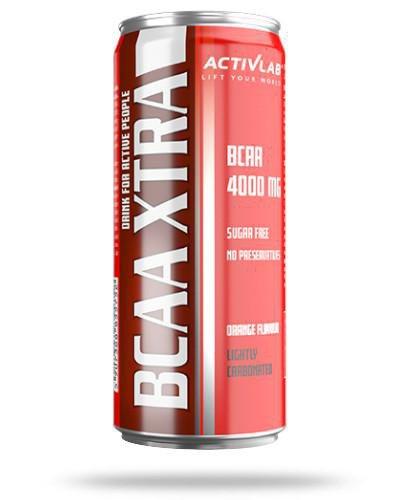 ActivLab BCAA Xtra Drink smak pomarańczowy 250 ml