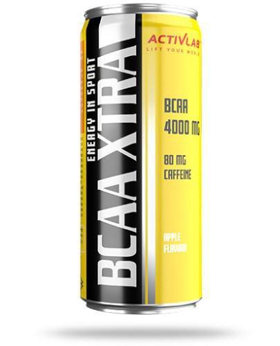 ActivLab BCAA Xtra smak jabłkowy 250 ml