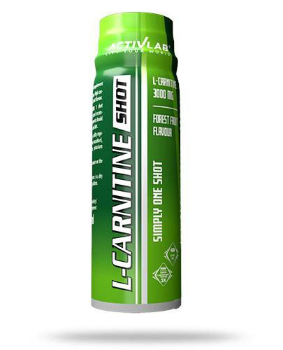 ActivLab L-Carnitine Shot 80 ml