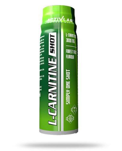 ActivLab L-Carnitine Shot 80 ml [Data ważności 24-04-2021]