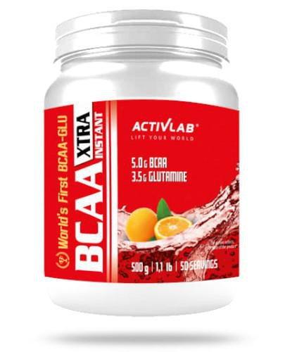 ActivLab BCAA Xtra Instant smak pomarańczowy 500 g