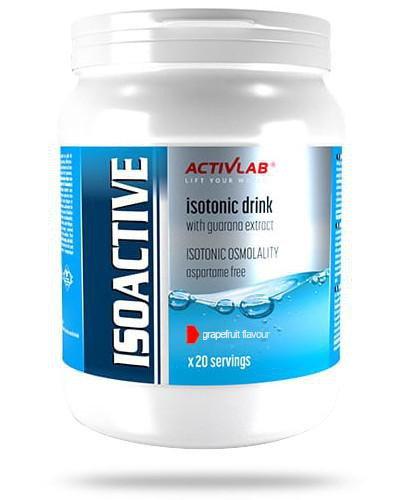 ActivLab Isoactive o smaku grejpfrutowym 630 g