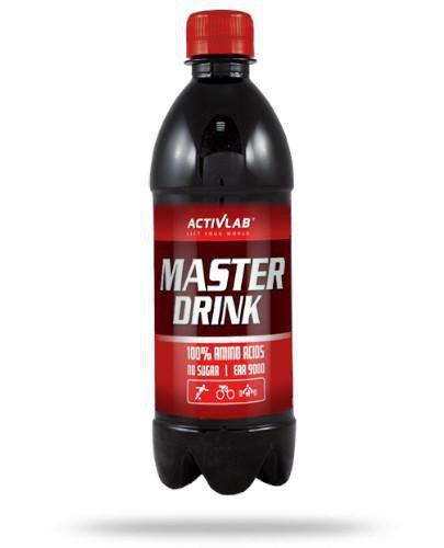 ActivLab Master Drink 500 ml  [Data ważności 24-01-2021]