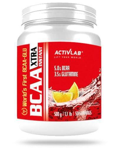 ActivLab BCAA Xtra Instant smak cytrynowy 500 g