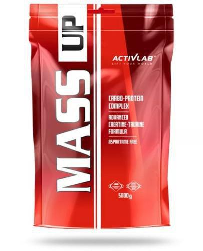 ActivLab Mass UP smak truskawkowy 5000 g