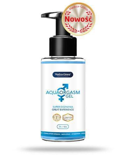 Medica-Group Aqua Orgasm Gel żel poślizgowy pobudzający doznania 150 ml