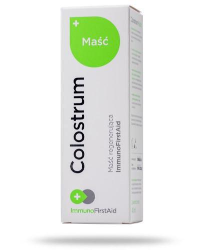 ImmunoFirstAid Colostrum maść 40 ml