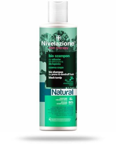 Ideepharm Nivelazione Skin Therapy Natural Bio szampon do włosów ze skłonnością do ł...