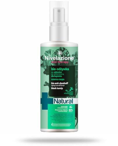 Ideepharm Nivelazione Skin Therapy Natural BIO odżywka do włosów ze skłonnością d...