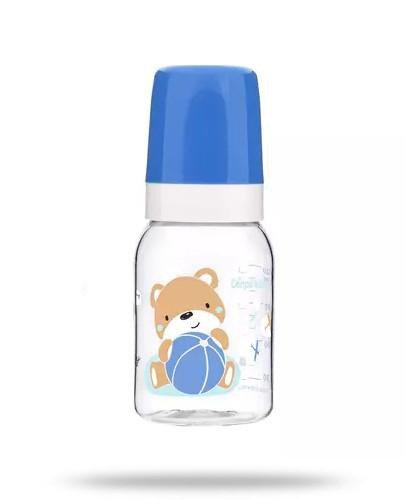 Canpol Babies butelka wąska 3m+ niebieska 120 ml [11/850_blu]
