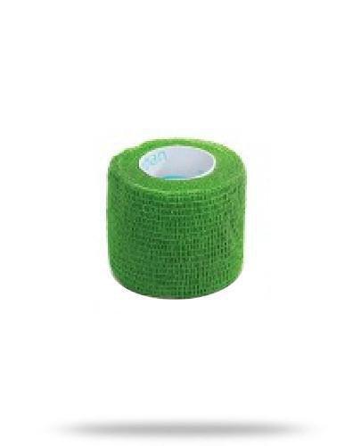 Stokban bandaż elastyczny samoprzylepny trawiasty 5cm x 4,5m 1 sztuka