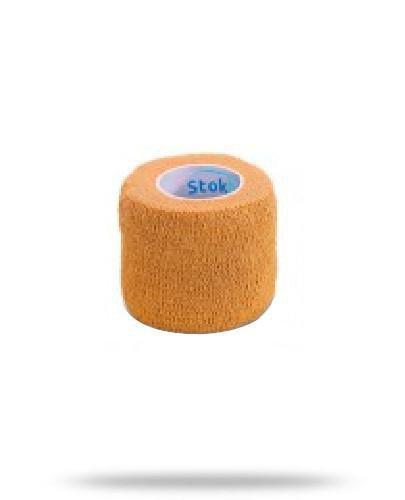 Stokban bandaż elastyczny samoprzylepny cielisty 5cm x 4,5m 1 sztuka