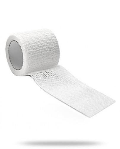Paso Bandaż kohezyjny 4,5m x 5cm biały 1 sztuka