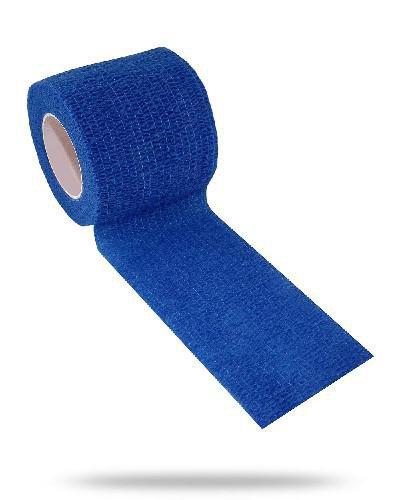 Paso Bandaż kohezyjny 4,5m x 5cm niebieski 1 sztuka