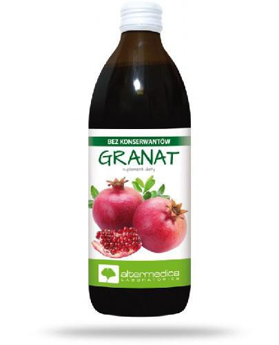 Alter Medica Granat sok 1000 ml