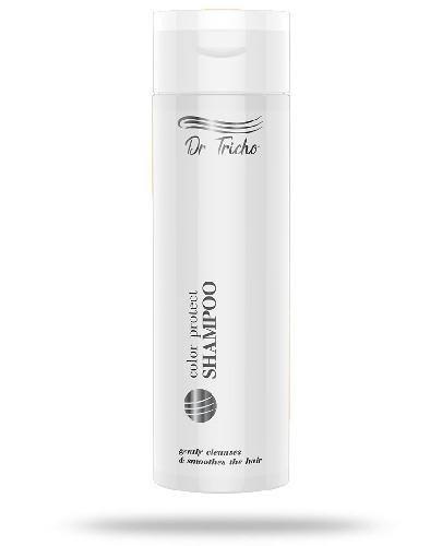 Dr Tricho color protect szampon do włosów farbowanych 200 ml + dedykowany szampon 200 m...