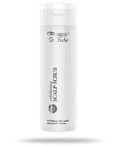 Dr Tricho peeling enzymatyczny do włosów i skóry głowy 200 ml + dedykowany szampo...