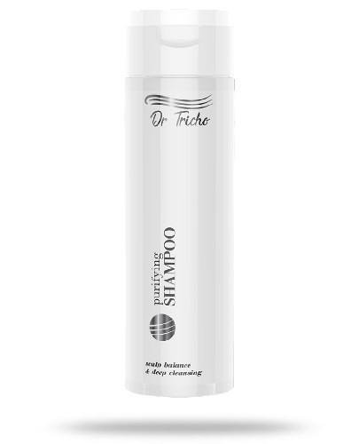 Dr Tricho purifying szampon oczyszczający 200 ml + dedykowany szampon 200 ml [GRATIS]